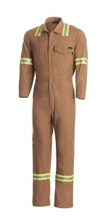4.5 Gg Work Coverall w/Tape-