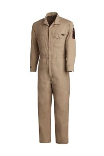Deluxe Industrial Coverall - 7 oz/yd2 Nomex® MHP-