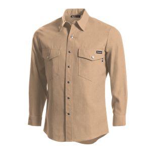 4.5 NMX Western Shirt-Workrite FR
