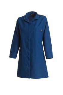 Workrite FR Industrial Womens Outerwear 6 NMX Womens Lab Coat-Workrite FR