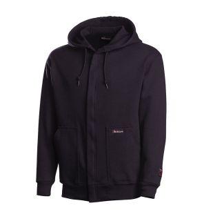 Zip-Front Sweatshirt-