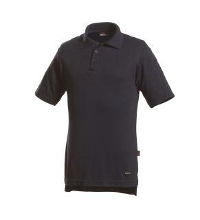 6.7 Tecasafe Knit Polo Ss-