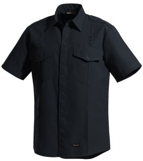 Workrite Fire Service Industrial Shirts 4.5 oz. Nomex IIIA Short-Sleeve Fire Chief Shirt-Workrite Fire Service