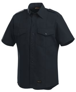 4.5 oz. Nomex IIIA Short-Sleeve Fire Chief Shirts With Working Epaule-Workrite Fire Service