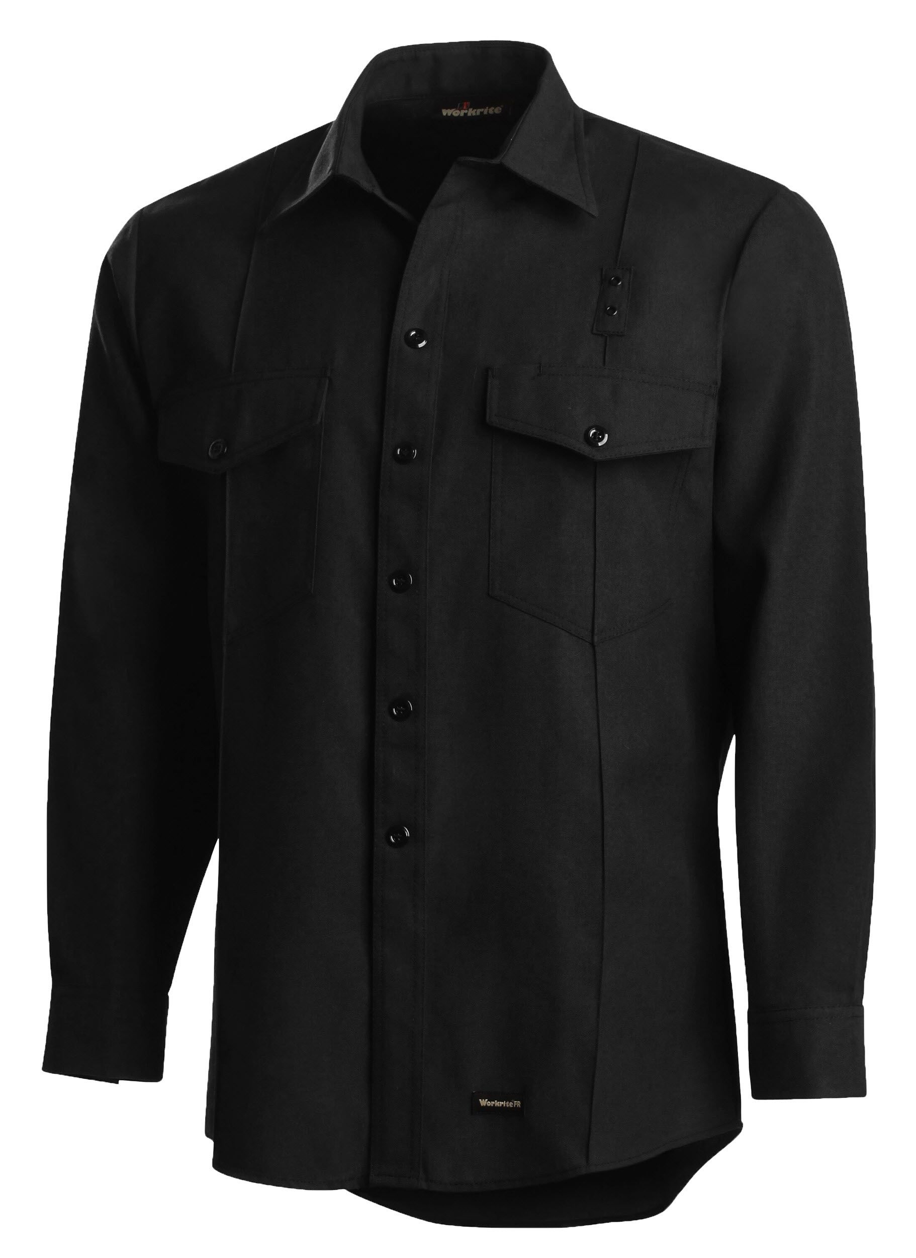 4.5 oz. Nomex IIIA Long-Sleeve Firefighter Shirt-