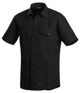 740NX45 4.5 oz. Nomex IIIA Short-Sleeve Western Firefighter Shirt-