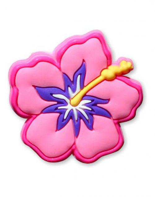Hibiscus Flower ID Holder-