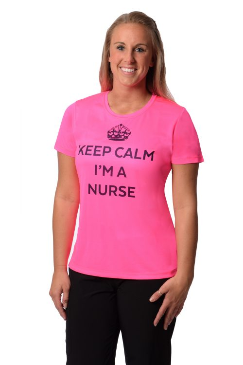 Keep Calm Pink Shirt -
