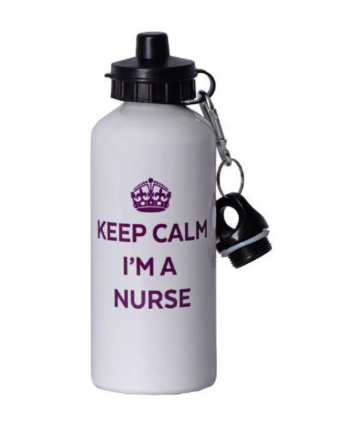 Keep Calm Water Bottle -Cutieful