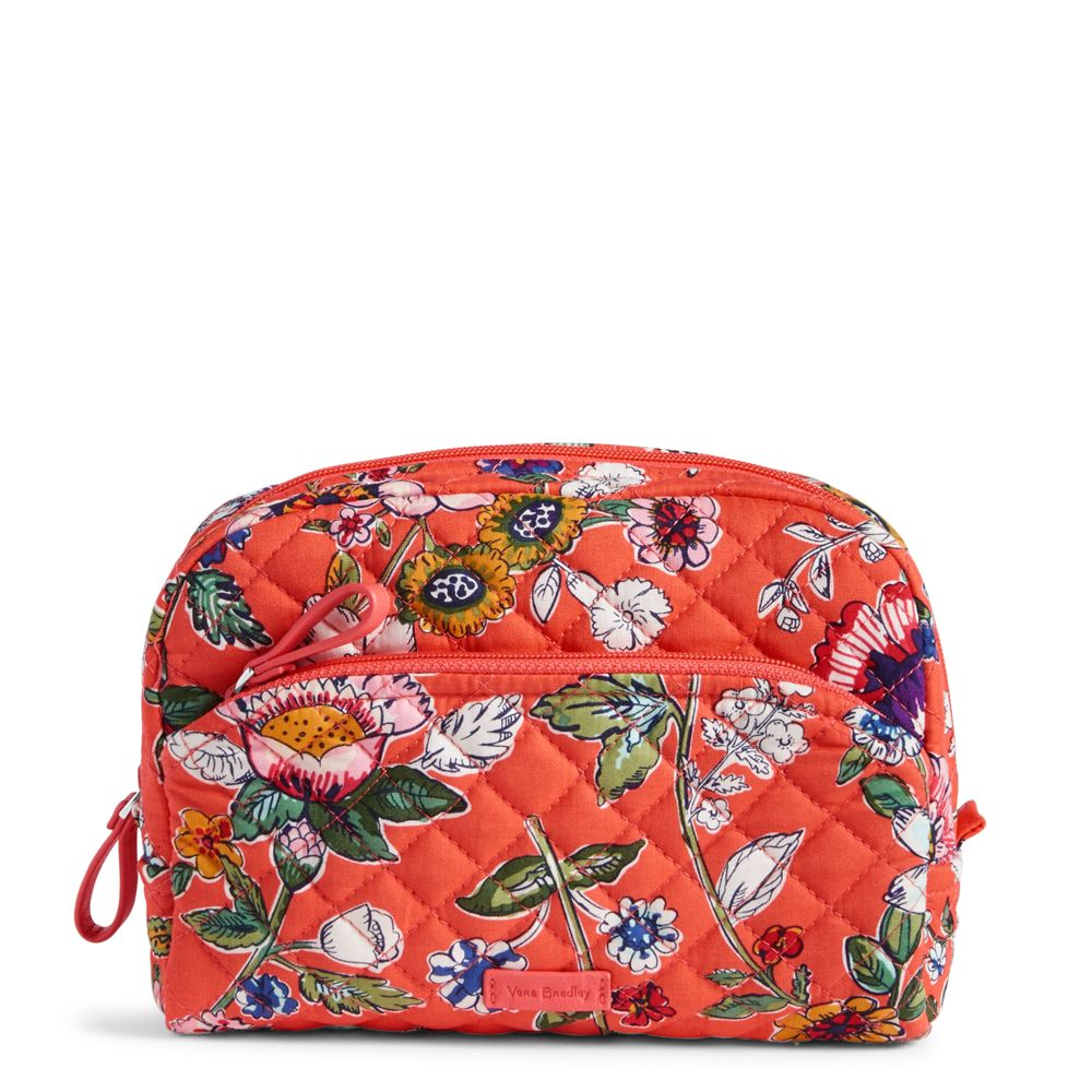 Vera Bradley Iconic Medium Cosmetic-Vera Bradley Bags