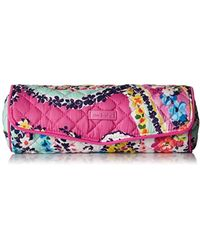 Vera Bradley Iconic On A Roll Case-