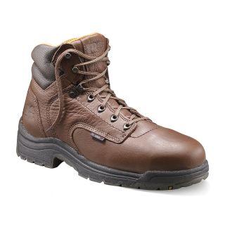 "Mens Timberland Pro Titan 6"" Alloy Toe Work Boots-Timberland Pro®"