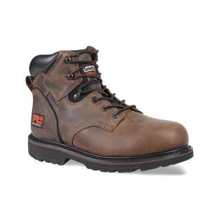 """Mens Timberland Pro Pit Boss 6"""" Steel Toe Work Boots-Timberland Pro®"""