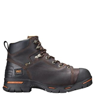 "Mens Timberland Pro Endurance 6"" Steel Toe Work Boots-Timberland Pro®"