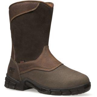 Mens Timberland Pro Excave Wellington Met Guard Steel Toe Boots-Timberland Pro®