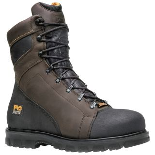 "Mens Timberland Pro Rigmaster 8"" Steel Toe Work Boots-Timberland Pro®"