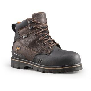 "Mens Timberland Pro Rigmaster 6"" Steel Toe Work Boots-Timberland Pro®"
