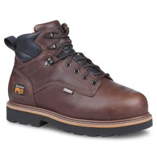 """Mens Timberland Pro Ascender 6"""" Met Guard Alloy Toe Work Boots-Timberland Pro®"""