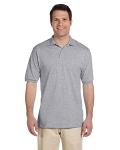 Adult 5.6oz Jersey Polo-Jerzees