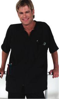 Classic Zip Barber Jacket-Gavson