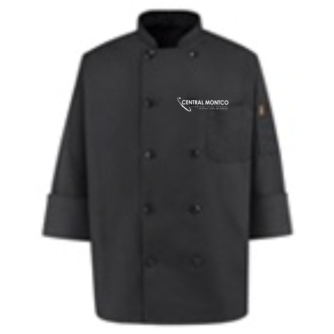 Ten Button Chef Coat-