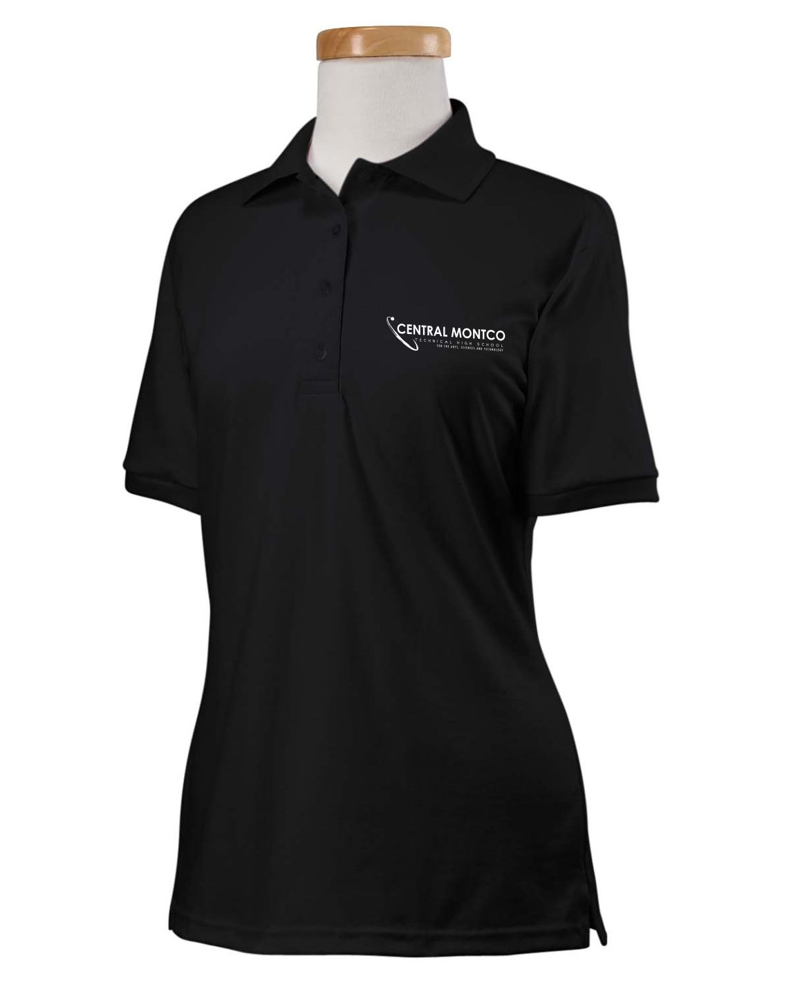 Ladies 5.6 Oz. Spotshield™ Jersey Polo-
