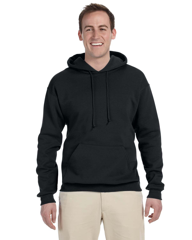 Adult 8 Oz., Nublend® Fleece pullover Hood-Jerzees