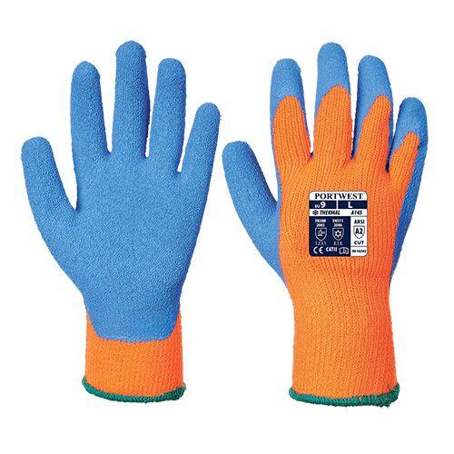 PortWest Unisex Canadian Rigger Glove Grey XL Size A210