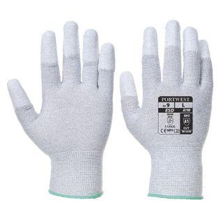 Antistatic PU Fingertip Glove-Portwest
