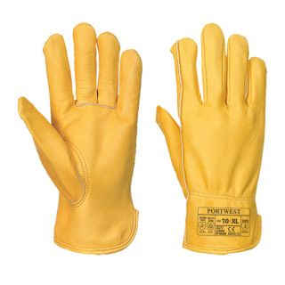 Lined Driver Glove-Portwest