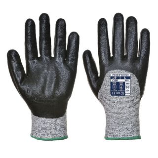 A621 Cut 5 Nitrile Foam Glove-