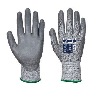 A622 MR Cut PU Palm Glove-