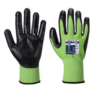 A645 Green Cut 5 Glove-Portwest