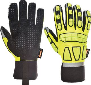 Safety Impact Glove Lined-