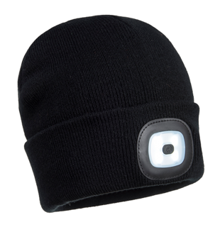 Junior Beanie LED Headlight-Portwest