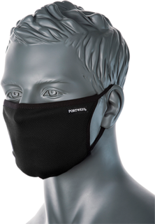 3-Ply Anti-Microbial Mask Pk25-Portwest
