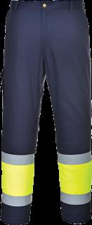 Hi-Vis 2-Tone Combat Trousers-