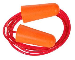Corded PU Foam Ear Plug (200)-Portwest