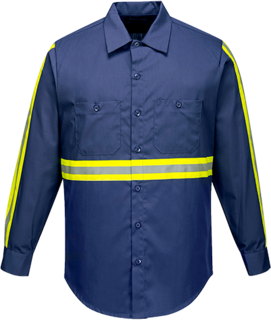 Iona Work Shirt L/S-Portwest