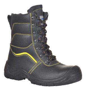 Furlined S3 Boot-