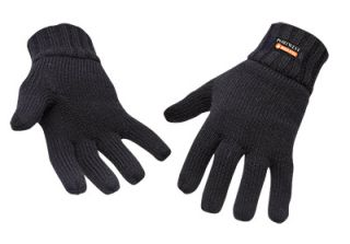 Knit Glove Thinsulate Lined-Portwest
