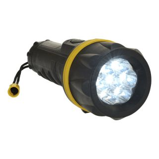 7 LED Rubber Torch-Portwest