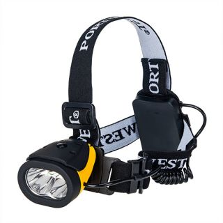 Dual Power Headlight-Portwest