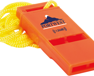 120db Safety Whistle (Pk20)-Portwest