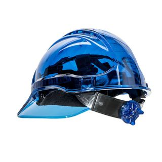 Peak View Ratchet Hard Hat-