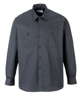 Industrial Work Shirt L/S-Portwest