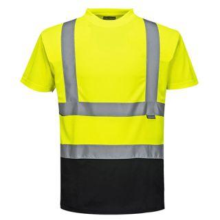 Hi-Vis 2-Tone T-Shirt-Portwest
