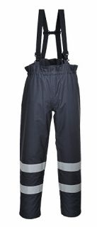 Bizflame Rain Trousers Lined-Portwest