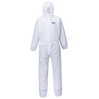 Biztex Coverall SMS 55g (50pc)-Portwest
