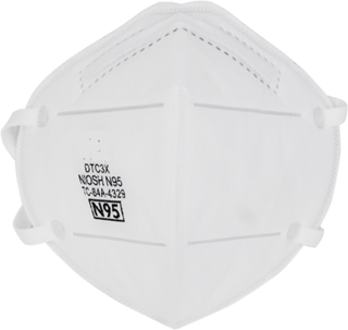 NIOSH N95 Respirator (Pk20)-